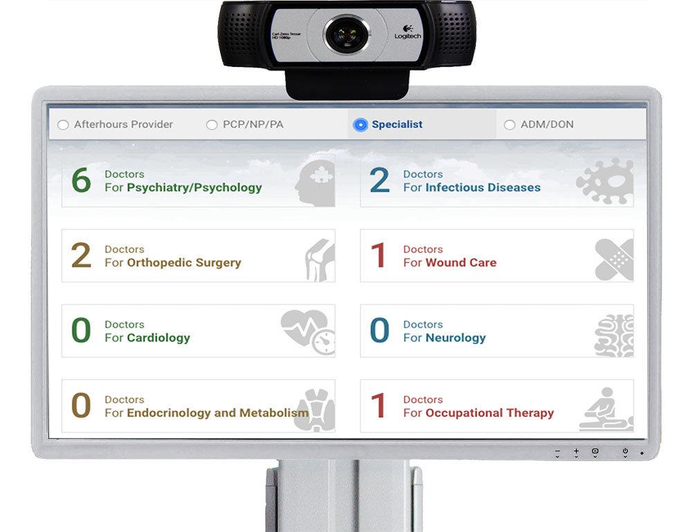 iDocsWeb Telemedicine