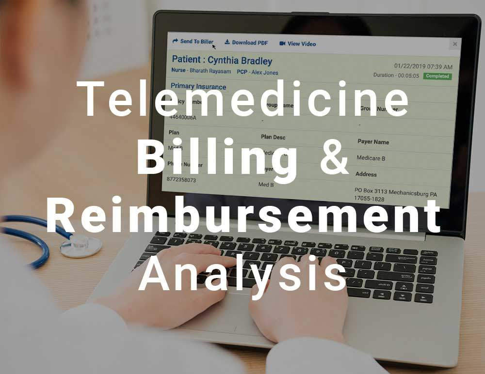 Telemedicine Billing and Reimbursement Tool