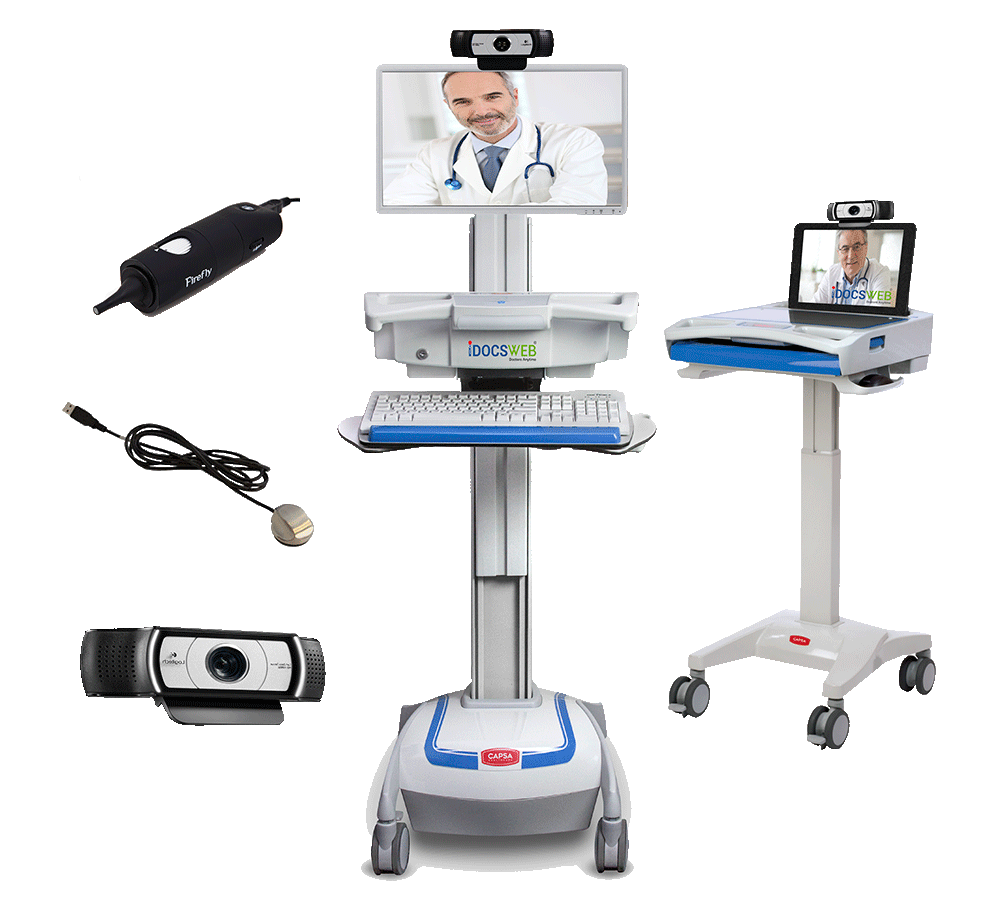 Telemedicine Equipment for Skilled Nursing