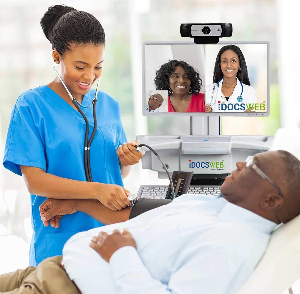 iDocsWeb Telemedicine for LTC