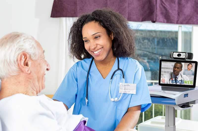 Telemedicine for Long Term Care LTC
