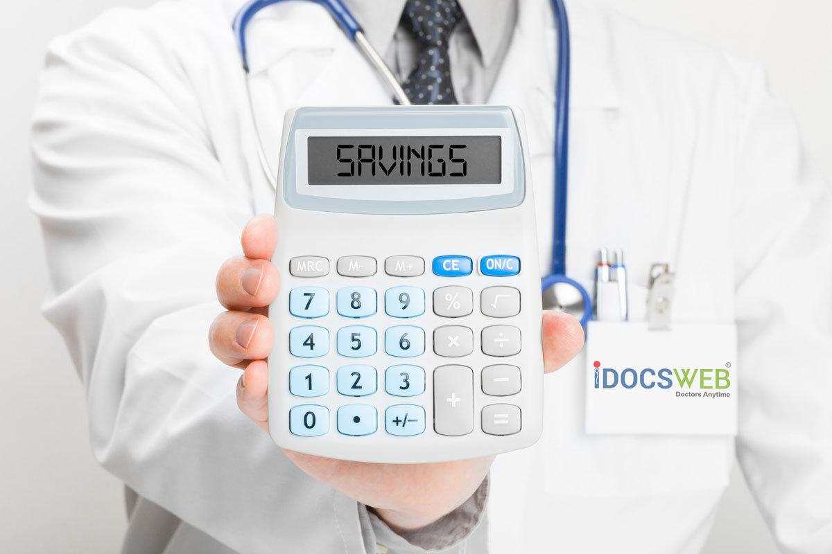 Telemedicine Savings Calculator