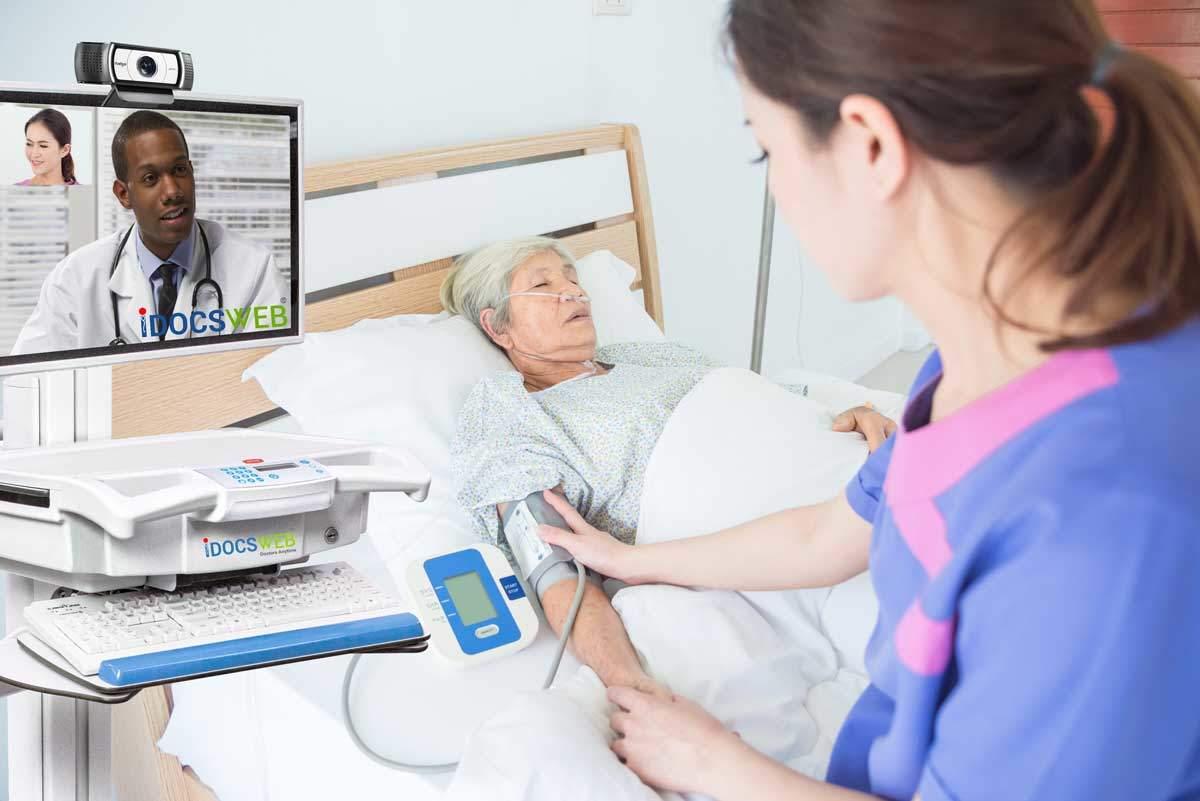 Telemedicine Carts Affordable