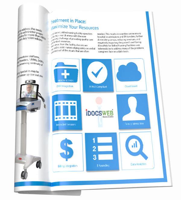 Telemedicine for Skilled Nursing Book